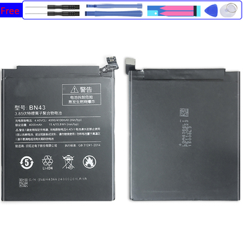 For Xiao Mi Replacement Battery For Xiaomi Redmi 3 3S 3X 4X 4A 5A 3 pro 5 Plus Note 3 4 4X 5 5A 6 7 Pro Mi5 Mi 5X Batteries image