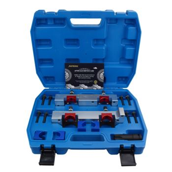 AUTOOL 15pcs Engine Camshaft Locking Alignment Timing Tool Kit Fit For Mercedes Benz M133 M270 M274