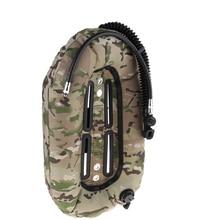Tecnología de buceo Donut Wing Single Cylinder snorkel compensador confiable
