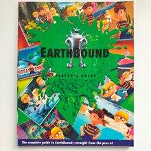 Руководство по проигрывателю на английском языке с earthbound, размер А4