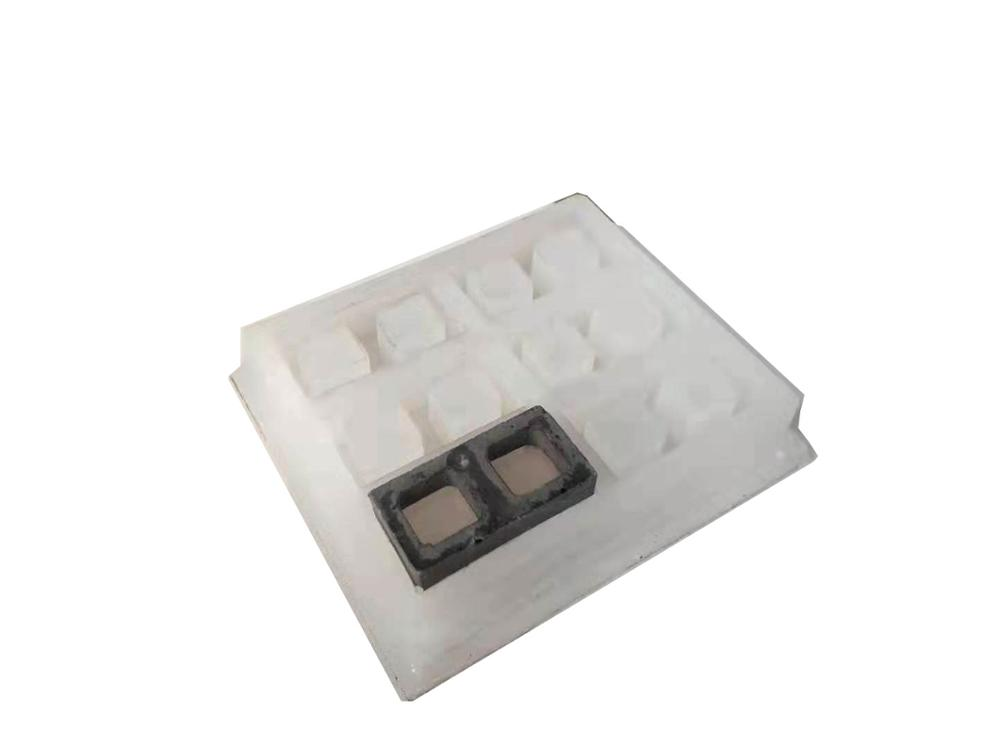 Miniature Model Building 1:10 1:12  DIY House Building Making Material Hollow Brick Mould House Silica Gel Bricks Resin Mold