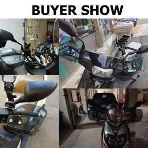 Image 5 - Защита для рук мотоцикла, защита для рук, ветрозащитная защита для мотоцикла, универсальное Защитное снаряжение для скутера для BMW R1200GS для Majesty 250