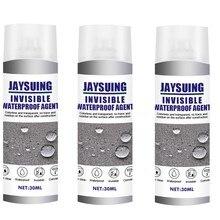 Jaysuing 3pc selante spray revestimento à prova dwaterproof água forte adesão spray vazamento de água reparação vedador plug