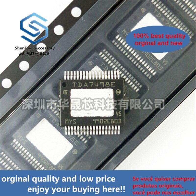 5pcss 100% New And Orginal TDA7498E TDA7498ETR SSOP-36 160-watt + 160-watt Dual BTL Class-D Audio Amplifier (on Sale)