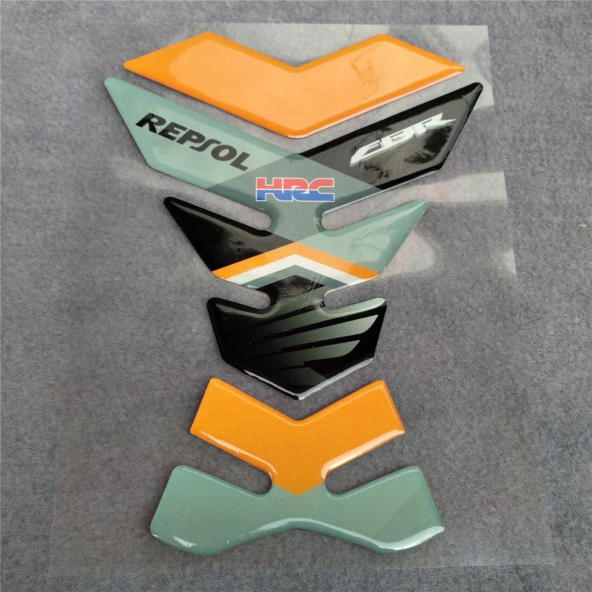 Adesivo de aplique 3d para motocicleta, adesivo