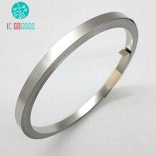 10m 18650 Li ion pil nikel sac levha nikel kaplama çelik kemer şerit 0.1mm konnektör nokta kaynak makinesi 3/4/5/7/8/10mm