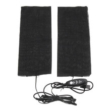 2pcs 9W Electric Heater Pad Knee for Thermal Warmer Adjustable Pads Heating Clothes Heated Winter