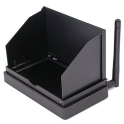 5.8g FPV Cross-machine Real-time Image Transmission Machine Display Handheld Snowscreen 4.3 Inch Without DVR