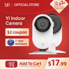 Домашняя камера YI 1080p Home Camera