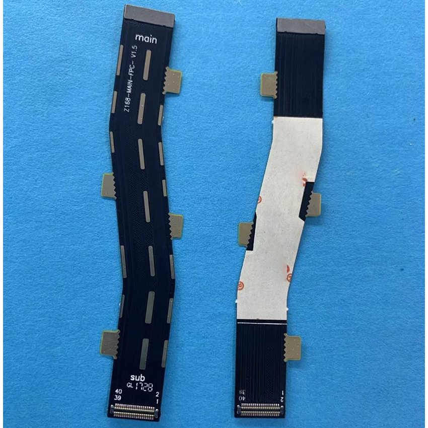 마더 보드 플렉스 모토로라 모토 E4 E 4 메인 보드 커넥터 USB 보드 LCD 디스플레이 플렉스 케이블
