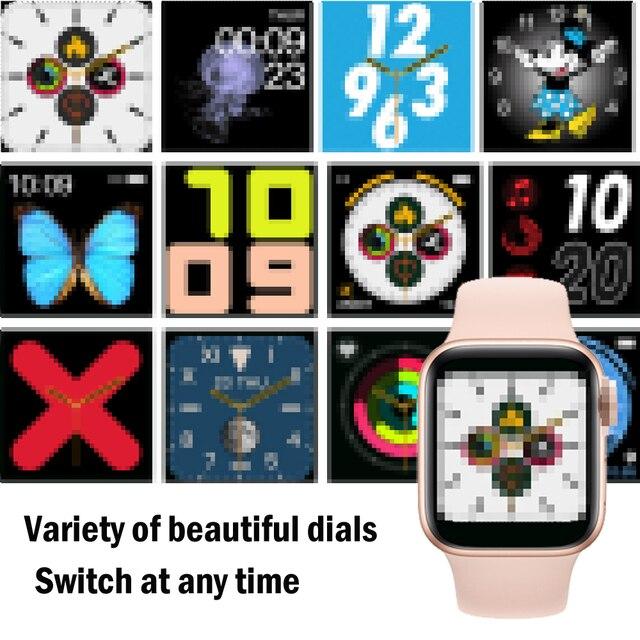 KEA Smart Watch Bluetooth Call T500