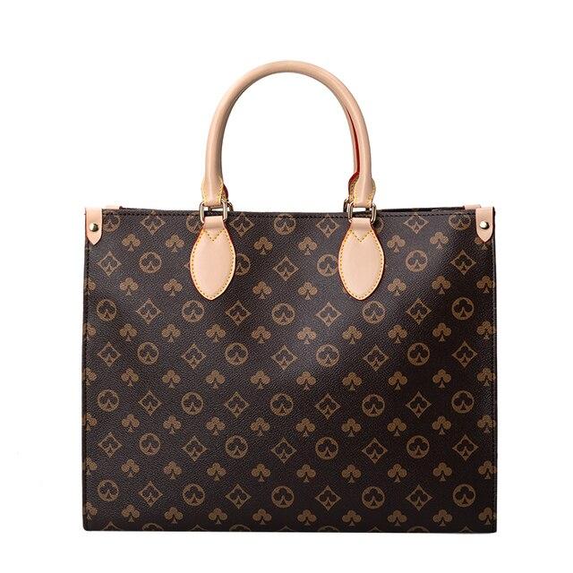 Luxury Fashion One Shoulder Tote  3