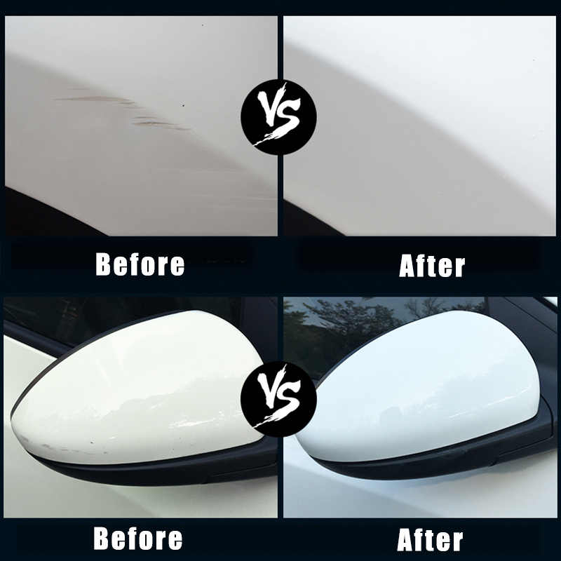Pasta do polerowania woskiem środek do naprawy zarysowań na samochodzie dla megane 3 bmw e46 mitsubishi outlander toyota yaris hyundai i40 bmw e91