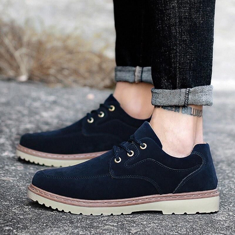 Vertvie/ботильоны; теплые мужские зимние ботинки; Зимняя мужская обувь на шнуровке; Новое поступление 2019 года; модные плюшевые зимние ботинки и...
