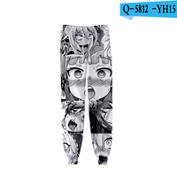 3D trousers