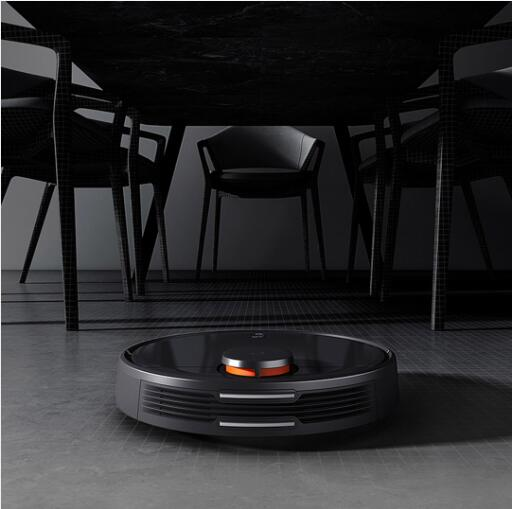 Smart Xiaomi Mi Robot Vacuum Cleaner For Sweeping And