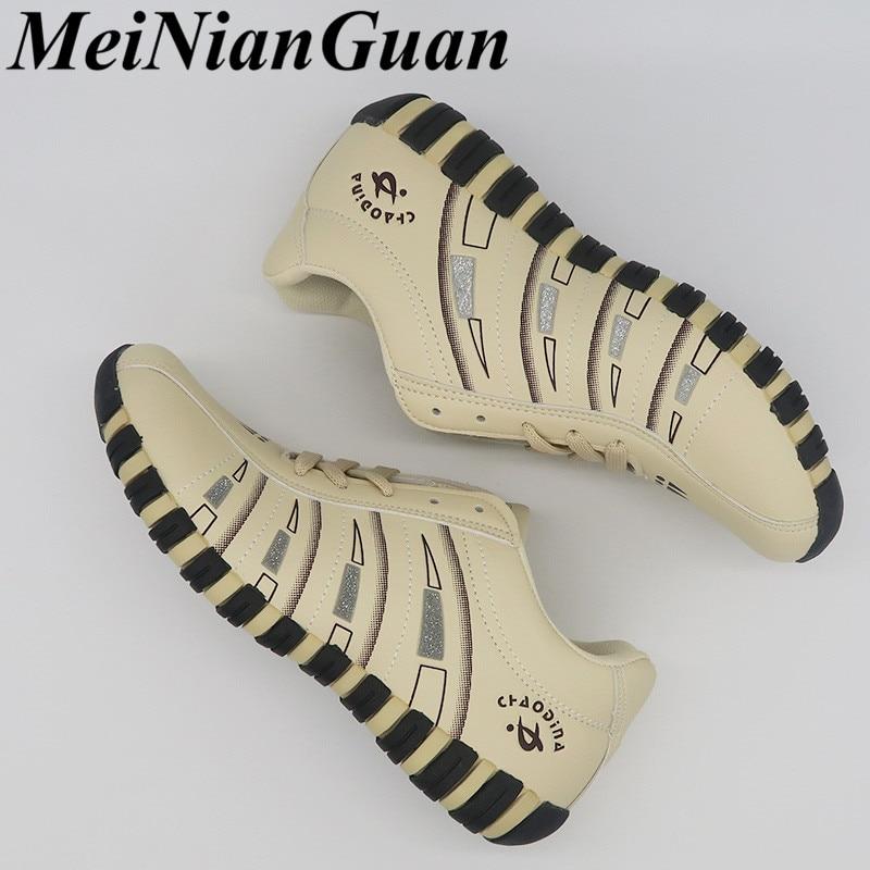 Popular Women's Footwear Flat Shoes Sport Women Non Slip Sports Shoes Lady Wild Womens Running Sneakers Low Top Female Shoes H4
