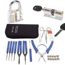 Инструмент для удаления сломанных ключей klom с 2 прозрачными