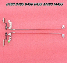 Новый ЖК-шарнирный кронштейн для Lenovo B480 B485 B490 B495 M490 M495 шарнирный кронштейн