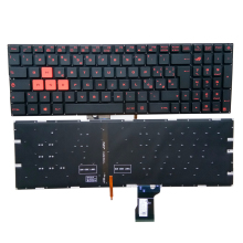 Laptop Keyboard Spanish GL502V Latin Italian Asus OVY for Gl502v/Gl502vm/Gl502vt/Gl502vy