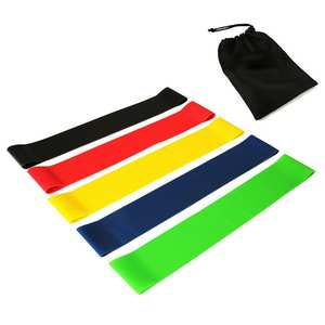 Elastic Latex Resistance-Band Training Fitness Workout Yoga 500/600mm