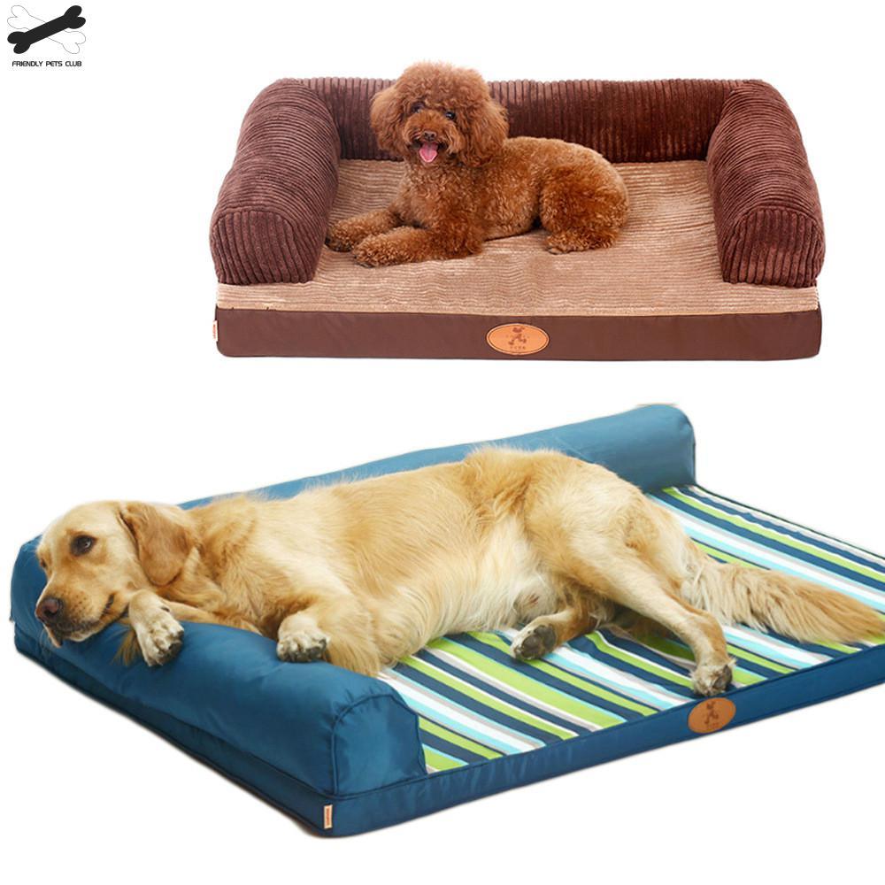 Soft Sponge Large font b Pet b font Dog Sofa Bed Cat Litter Winter Warming Kennel