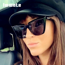 Imwete Cat Eye Sunglasses Women Men 2020