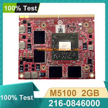 M5100 2GB MXM GPU Video VGA Graphics Card 216-0846000 CN-05FXT3 for DELL Precision M4600 M4700 M4800 Working Perfectly