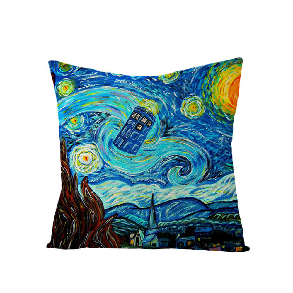 Starry Night pillowcase
