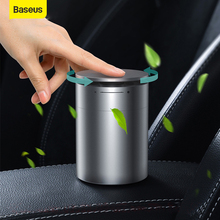 Baseus Car Air Freshener Car Aromatherapy Ions Diffuser Perfume Clip Fresh Formaldehyde Air Cleaner Fragrance Alloy Auto Flavor
