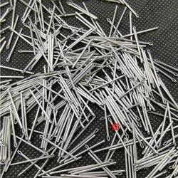 Hurtownie 1000 sztuk/worek do naprawy zegarków narzędzia i zestawy 16 17  18 19  20 21  22 23  24 25  26 27  28 ogniwo ze stali nierdzewnej szpilki średnica 1.0mm