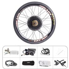24in SUN Ringle eBike Conversion Kit 36V 250W 350W 500W LOLTRA DC Hub Motor 48v LED Geschwindigkeitsdrossel MountainElectric Fahrrad DIY Kit(China)
