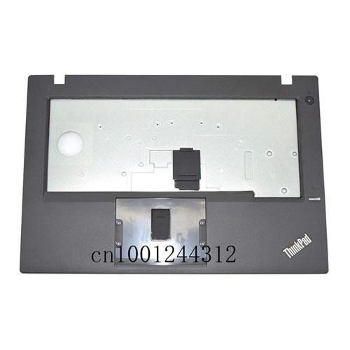 Nouvel Original pour Lenovo Thinkpad L450 repose-Palmrest KB lunette supérieure avec emplacement FP AP0TQ000600 00HT717