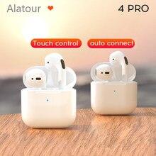 Pro4 fones de ouvido bluetooth mini esportes fone à prova dwaterproof água fones música para huawei iphone xiaomi sem fio