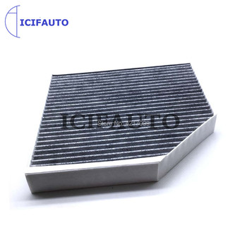 Cabin Air Filter for VW Audi A6 A7 A8 S6 S7 S8 1.8 2.0 2.5 2.8 3.0 4.0 4.2 6.3TDI/TFSI Bentley Mulsanne 4H0819439 CUK2641 image