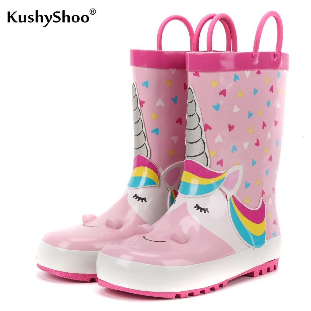 Rain Boots For Girls