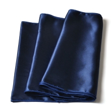 10Pcs Navy Blue Satin Table Runner 12 X 108Inch Wedding Party Supply Event Favours Home Anniversary Decoration 30Cm 275Cm