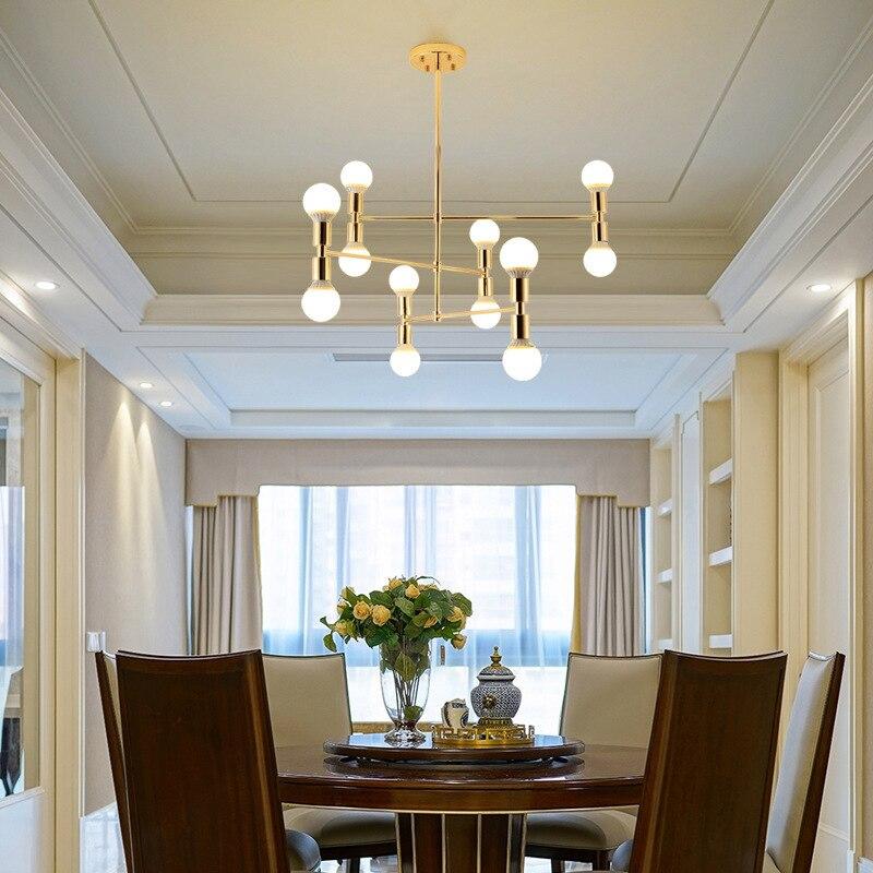 Modern Luminaria Pendente Lampen Industrieel Iron Home Decoration E27 Light Fixture  Restaurant  Luminaire