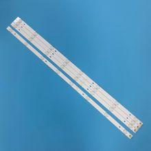 LED Backlight strip 8 Lamp for OY39D08-ZC14F-04 ZC21F-04 40lem-1017/t2c 303WY390033 303WY390039 LED-39B350 LE39D71 LE39F51S