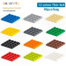 Building-Block Bricks Compatible Educational-Toys Aquaryta Children Pixel DIY with 3031
