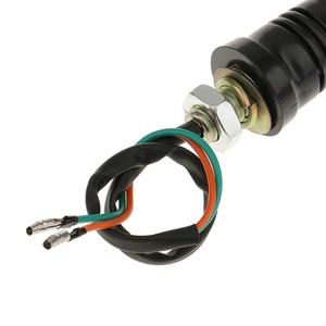 Image 3 - Motorcycle Turn Signal Light Indicator Amber Blinker Side Marker Lamp For Yamaha V MAX1200/V star/Virago XVS400/650/1100 Etc