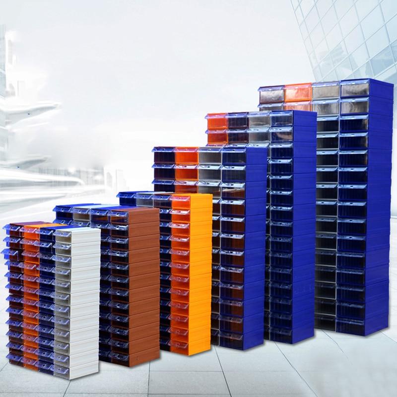 Толстые пластиковые детали для шкафа, комбинированные ящики для компонентов ящика, строительные блоки, коробка для хранения в доме, коробки, принадлежности Коробки и ящики для хранения      АлиЭкспресс