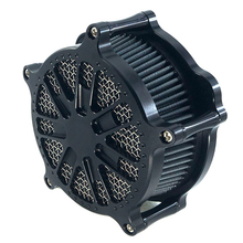 Motorcycle Intake Air Cleaner Filter Slam Venturi For Harley Sportster 883 XL 1200 Softail Dyna Touring Road King Street Glide filter motorcycle turbine intake air cleaner cnc kit for harley sportster xl 883 xl 1200 dyna softail touring electra glide