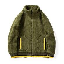 Брендовая мужская одежда пальто из овечьей шерсти куртка Мужская