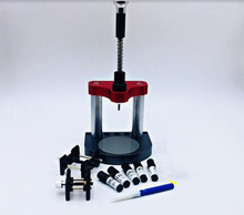 Free Shipping 1 Set Repair Watch Tools Repair Welding and Bonding Watch dial Table Foot Tools