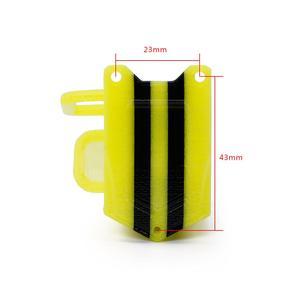 Image 5 - IFlight BumbleBee 3D impreso TPU GoPro Hero5/6/7/8 montaje de cámara/soporte/protector 10 °/15 °/25 ° para pieza de Dron FPV