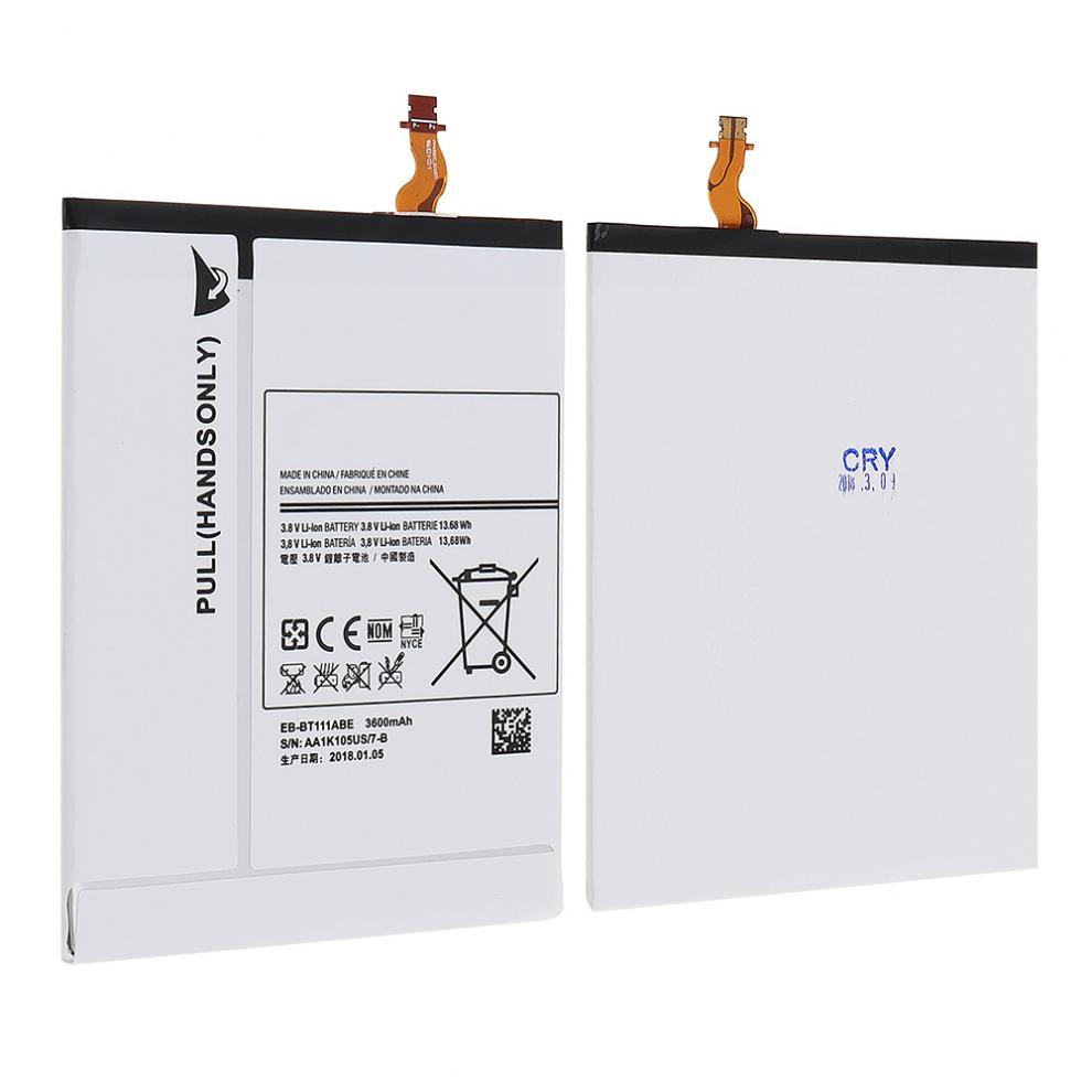 3.8V 3600mAh Rechargeable Built-in Li-ion Replacement Tablet Battery Fit For Samsung GALAXY Tab 3 T110 T111 T310 T311 T315 T115
