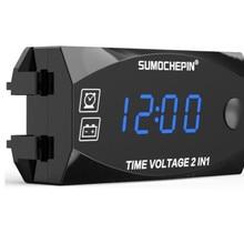LED Automotive Car Electronic Clocks Watches Car
