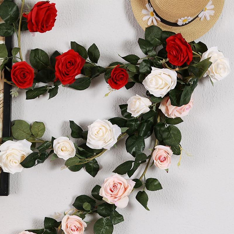 artificial rose Vines 3