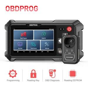 Image 1 - OBDPROG 501 Car Key Programmer Professional Wifi Remote Code Reader OBD2 Car Master Immobilizer Pin Code IMMO Diagnostic Tools